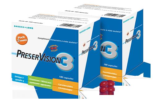 2 boites-PreserVision3-gelule